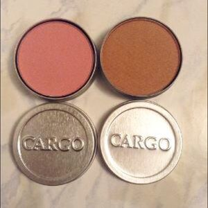 Cargo Blush (Bali) & Bronzer (Med) Travel-Size Duo